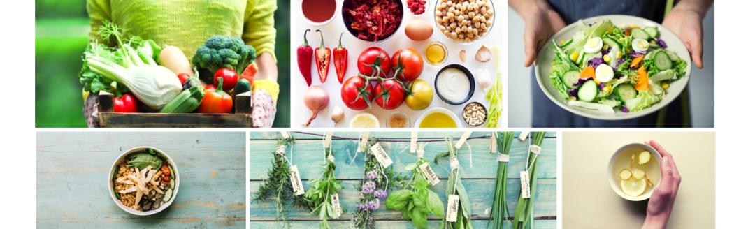 immagini legate al cibo sano e al benessere